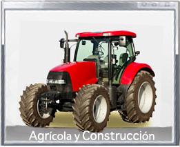 Agrícola y construcción