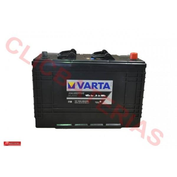 Batería Varta Promotive BLACK I18