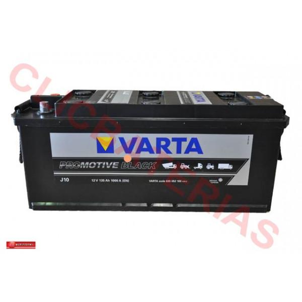 Batería Varta Promotive BLACK J10