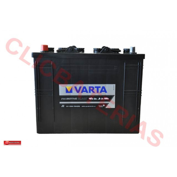 Batería Varta Promotive BLACK J2