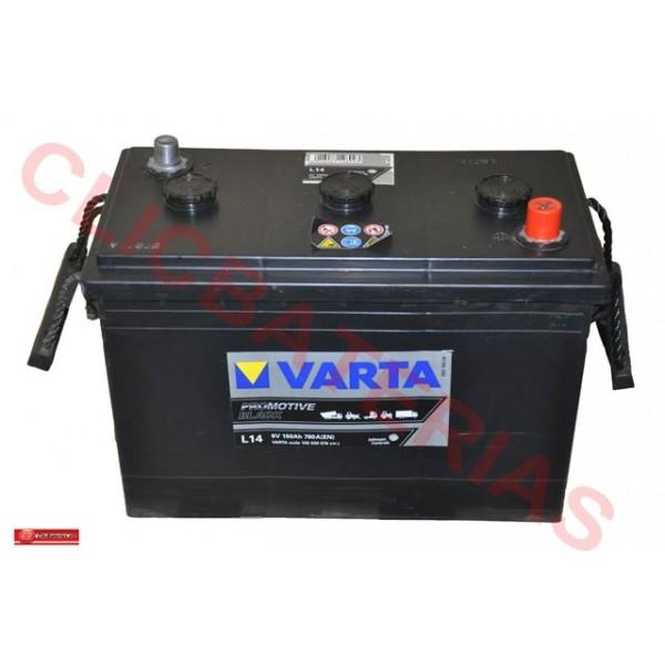 Batería Varta Promotive 6v L14