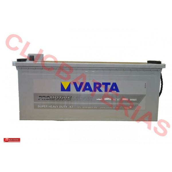Batería Varta Promotive SILVER K7