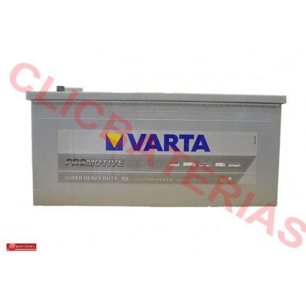 Batería Varta Promotive SILVER N9