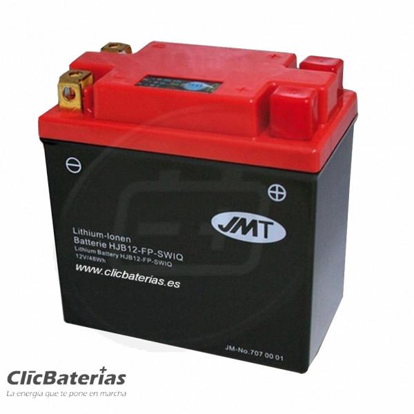 Batería HJB12-FP para moto JMT LITIO