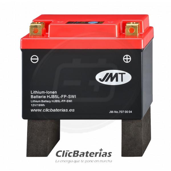 Batería moto JMT HJB5L-FP LITIO