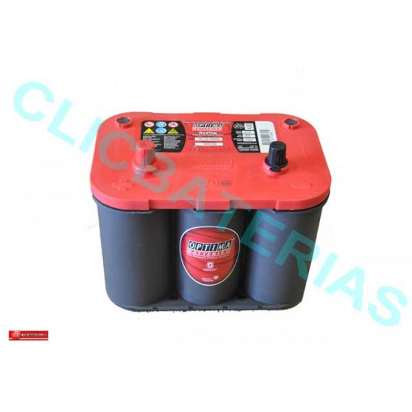 Batería Optima REDTOP S 4.2