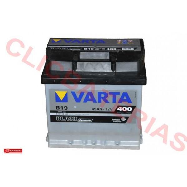 Batería Varta Black Dynamic B19
