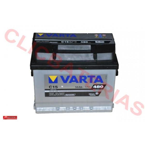 Batería Varta Black Dynamic C15