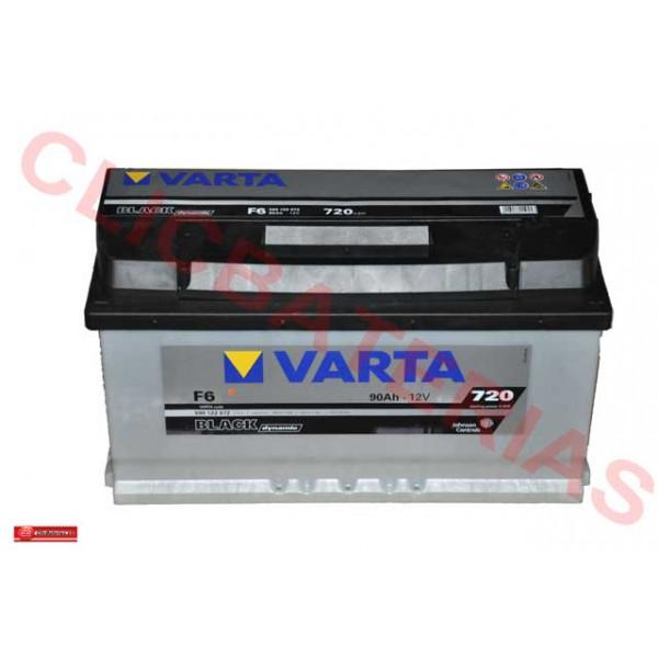 Batería Varta Black Dynamic F6