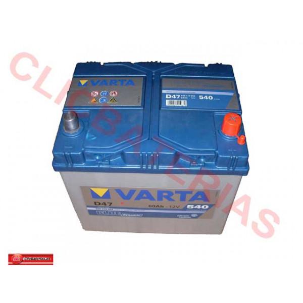 Batería Varta Blue Dynamic D47