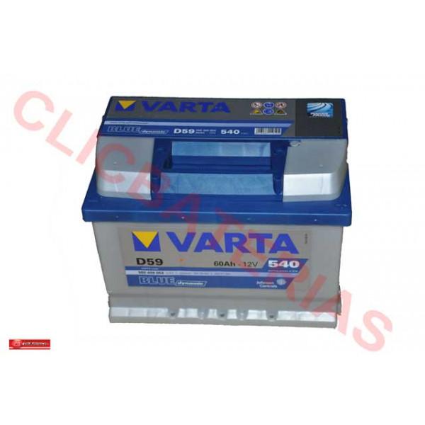 Batería Varta Blue Dynamic D59