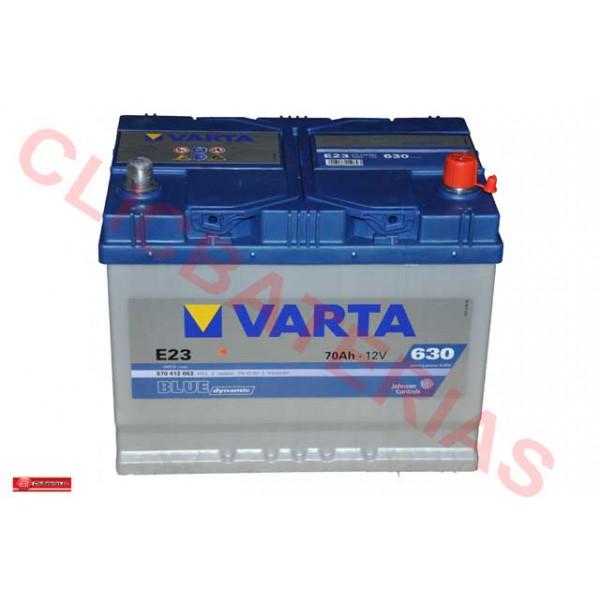 Batería Varta Blue Dynamic E23