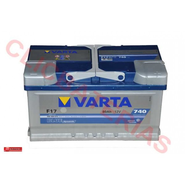 Batería Varta Blue Dynamic F17