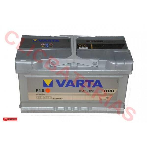 Batería de coche Varta Silver Dynamic F18