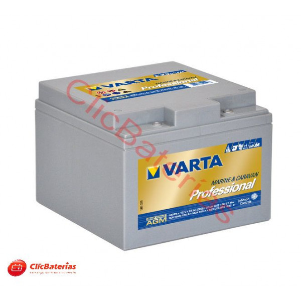 Batería VARTA Professional AGM Deep Cycle LAD24