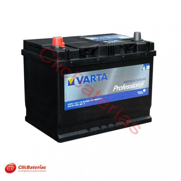Batería Varta Professional Starter LFS75