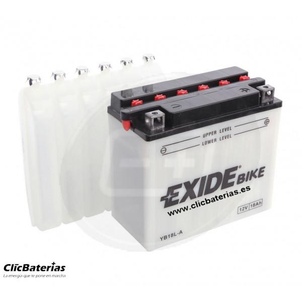 Batería YB18L-A para moto EXIDE Conventional