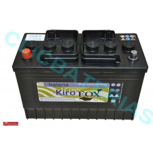 KIRO FOX 110.D2. D (Camión y Autobús)