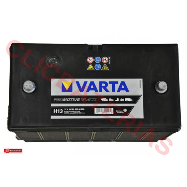 Batería Varta Promotive BLACK H13