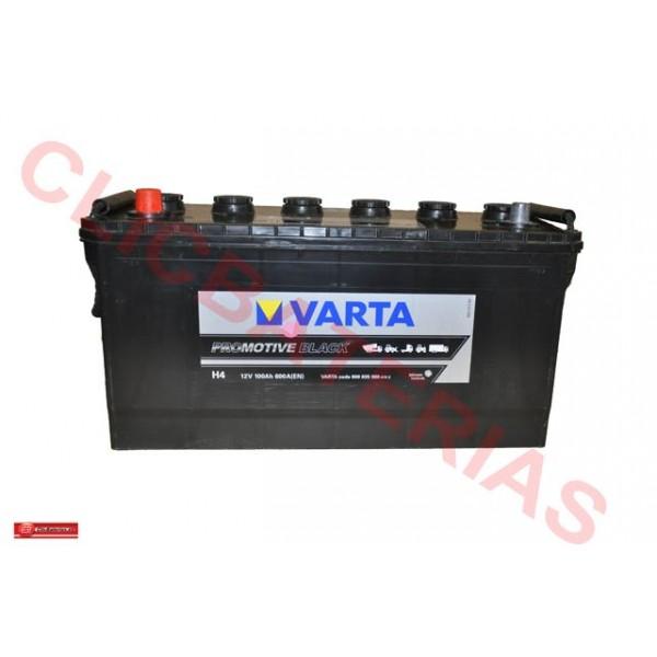 Batería Varta Promotive BLACK H4