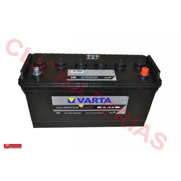 Batería Varta Promotive BLACK H5