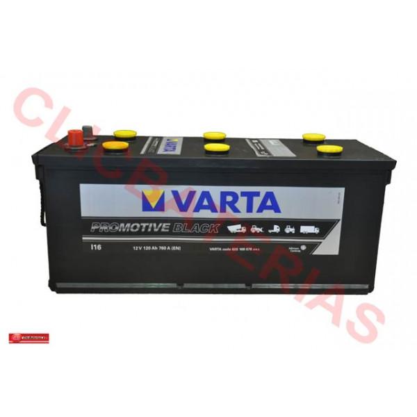 Batería Varta Promotive BLACK I16