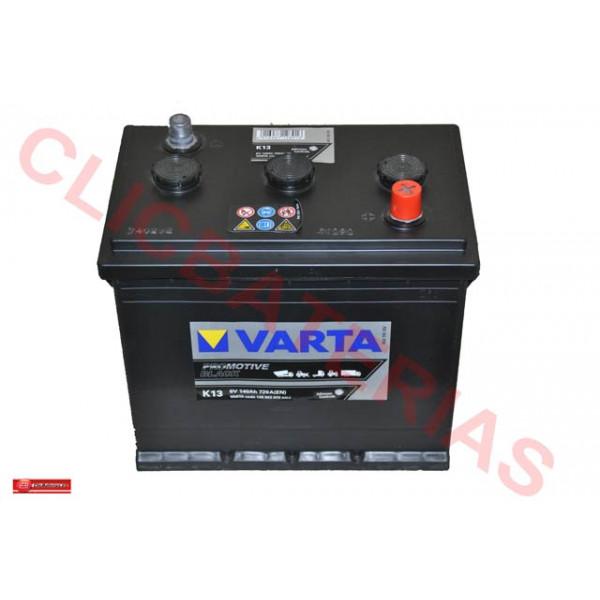 Batería VARTA Promotive 6v K13