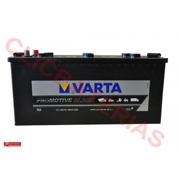 Batería Varta Promotive BLACK N2