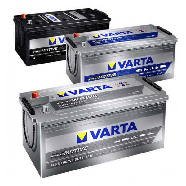 Batería Varta Promotive BLACK M7