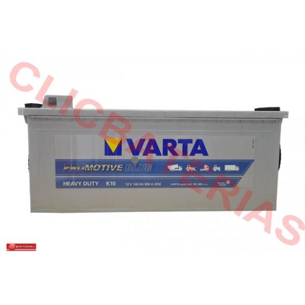 Batería de camión Varta Promotive BLUE K10