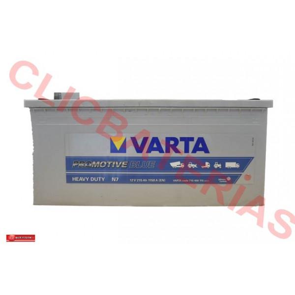Batería Varta Promotive BLUE N7