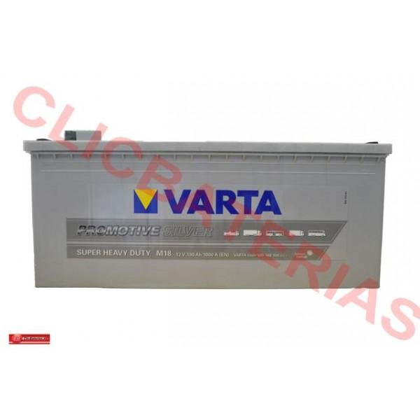 baterías VARTA de camión