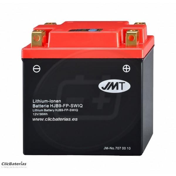 Batería HJB9-FP para moto JMT LITIO