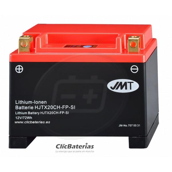 Batería HJTX20CH-FP para moto JMT LITIO