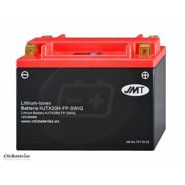 Batería HJTX20H-FP para moto JMT LITIO