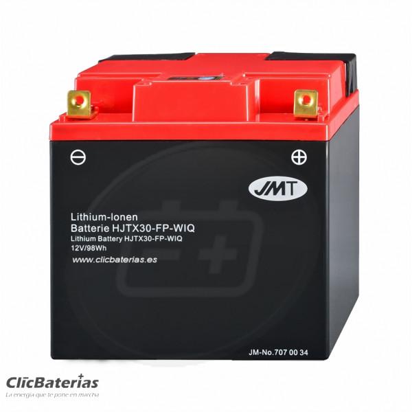 Batería HJTX30-FP para moto JMT LITIO