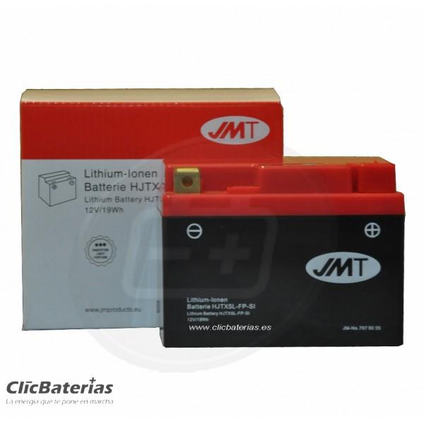 Batería HJTX5L-FP para moto JMT LITIO
