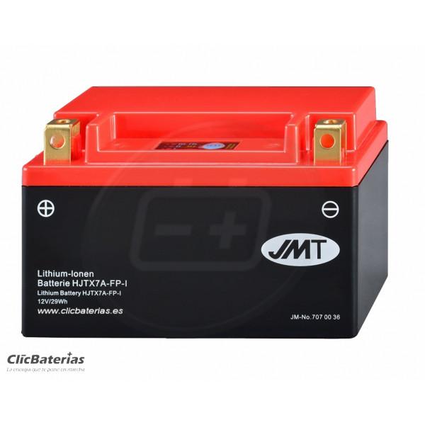 Bateria Moto Litio HJTX7A-FP JMT