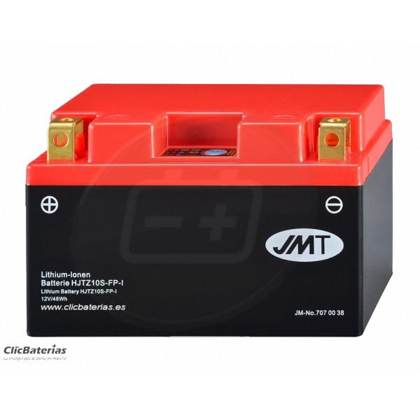 Batería HJTZ10S-FP para moto JMT LITIO