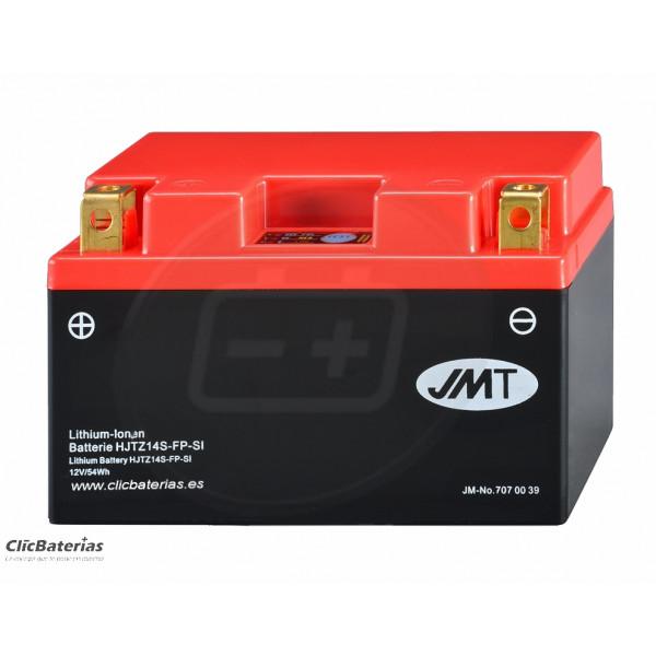 Batería HJTZ14S-FP para moto JMT LITIO