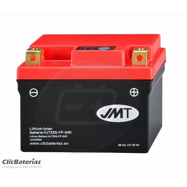 Batería HJTZ5S-FP para moto JMT LITIO
