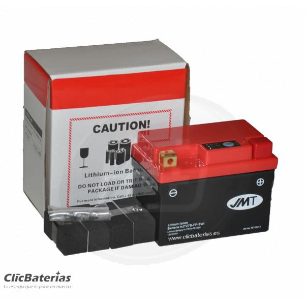 Batería HJTZ7S-FP para moto JMT LITIO