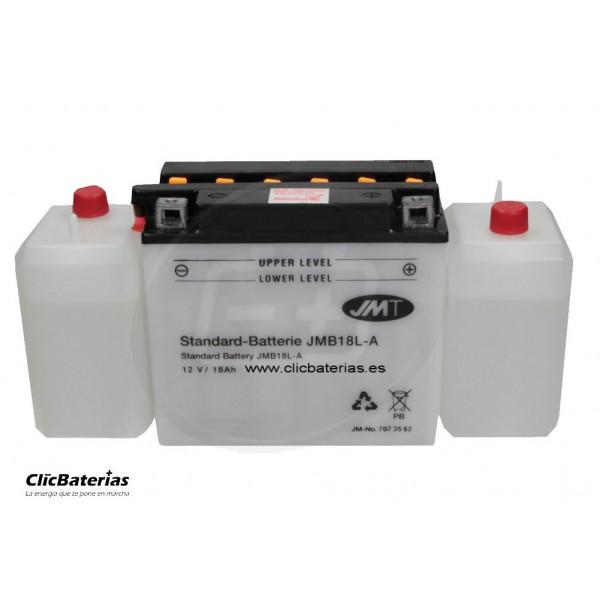 Batería YB18L-A para moto JMT