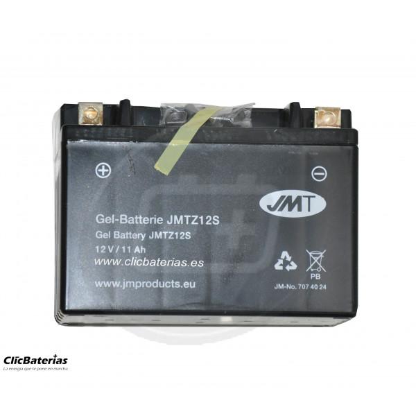 Batería YTZ12S para moto JMT GEL