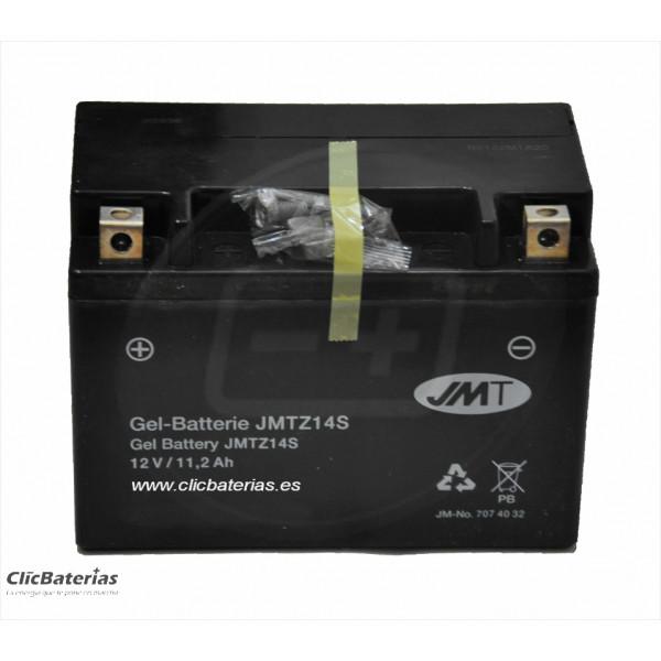 Batería YTZ14S para moto JMT GEL