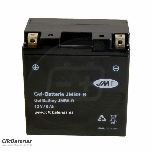 Batería YB9-B para moto JMT GEL