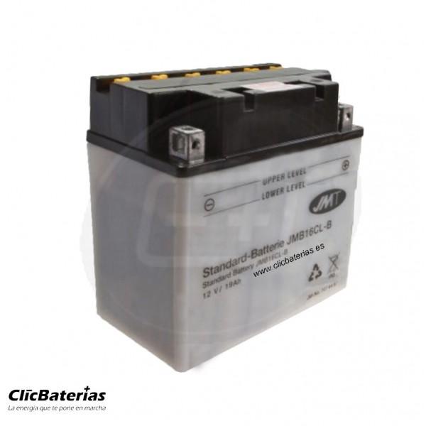 Batería YB16CL-B para moto JMT