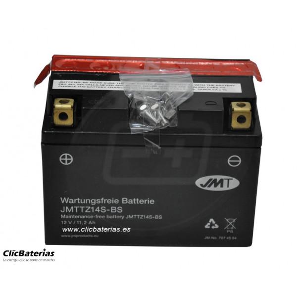 Batería TTZ14S-BS para moto JMT AGM
