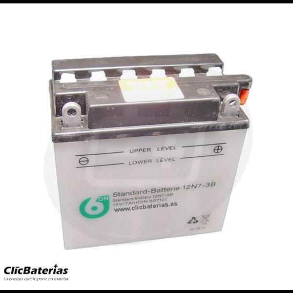 Batería moto 12N7-3B