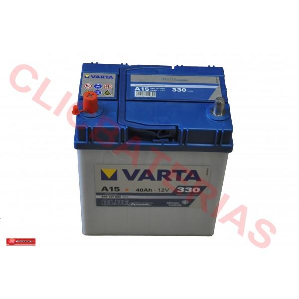 Varta Blue Dynamic A15 (Baterias coches)